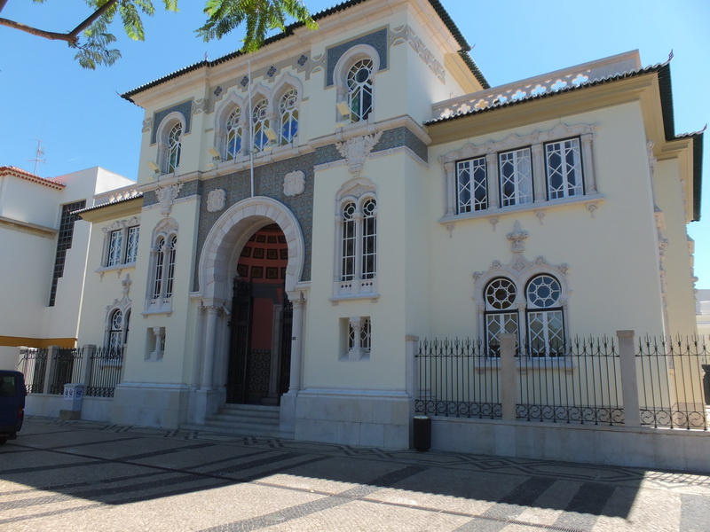 Stadtbummel Faro