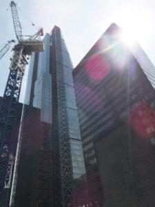 Baustelle Bankenviertel