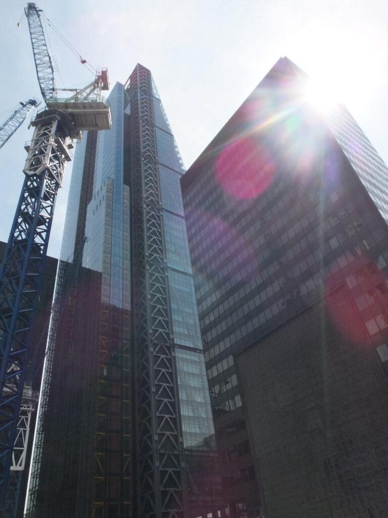 Bankenviertel London