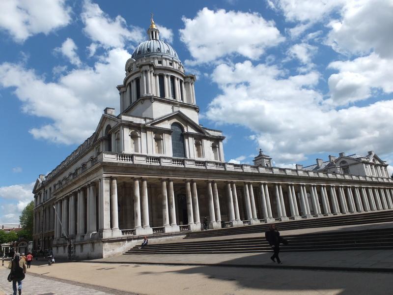 Gelaende der Universitaet Greenwich
