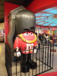 M&M Store in London
