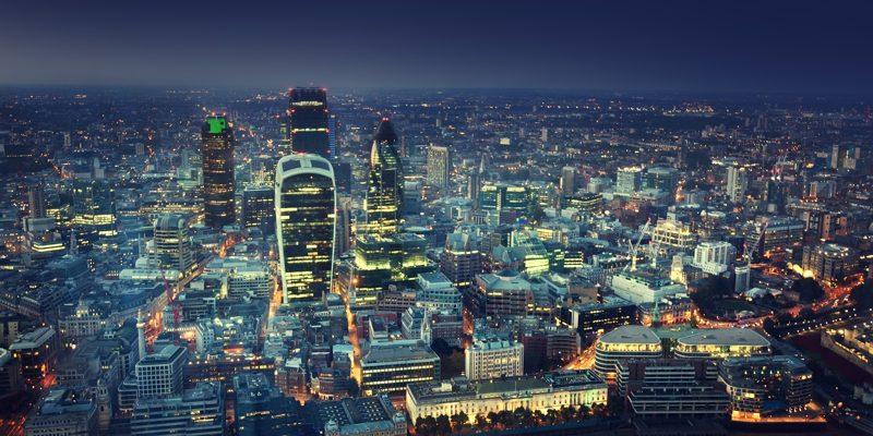 Stadtbummel durch London