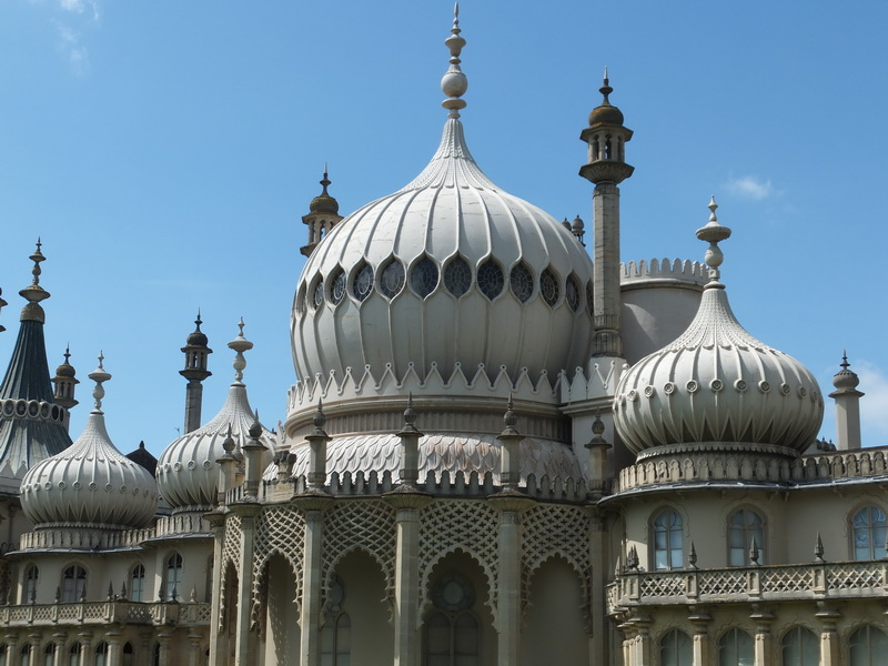 Indien in Brighton?
