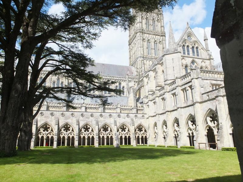 Besichtigung der Kathedrale von Salisbury