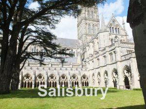 Titelbild Salisbury