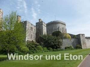 Titelbild Eton & Windsor