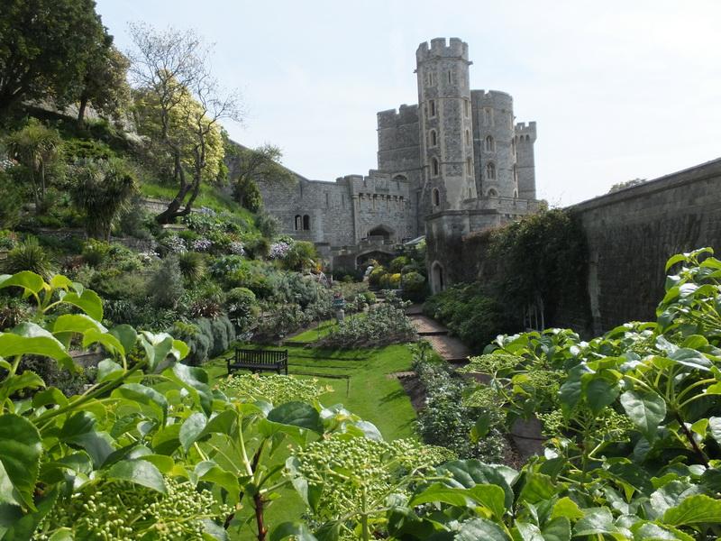 Das königliche Schloss – Windsor Castle