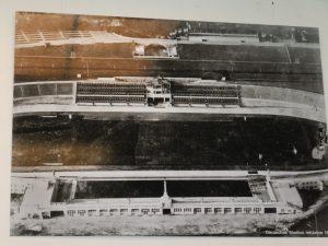 historische Olympiastadion