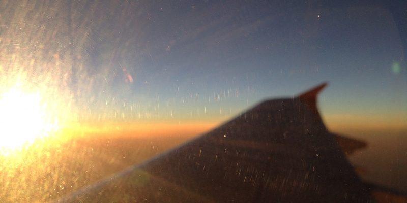 Flug Korfu