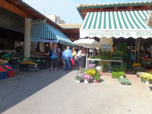 Markt Kerkira