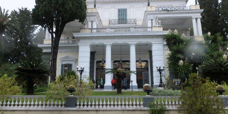 Achillion Korfu