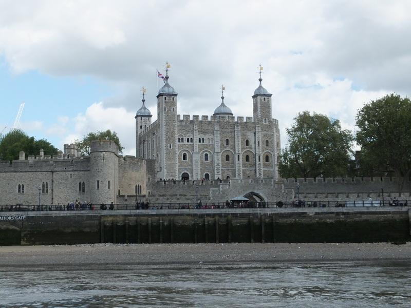 Tower of London und die königlichen Juwelen