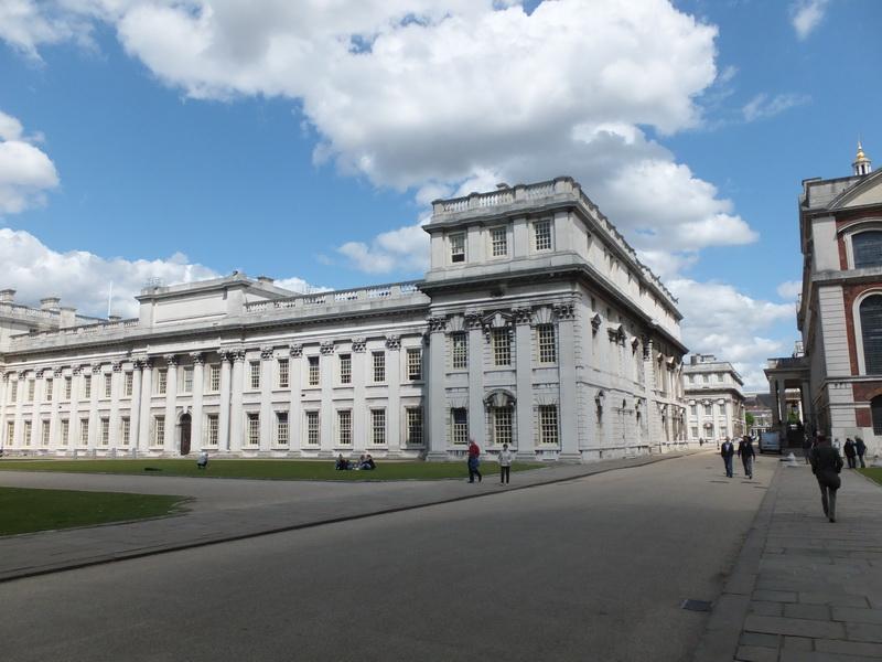 Greenwich – ein Stadtteil von London
