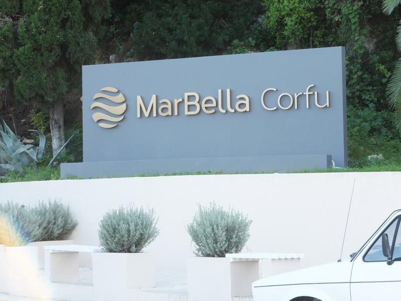 MarBella Corfu – ein Blick in und um das Hotel