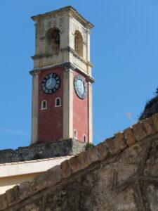 Kerkira Turm in der Festung