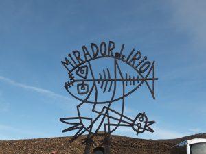 Aussichtspunkt Mirador del Rio Top 3 Ausflugsziele Lanzarote