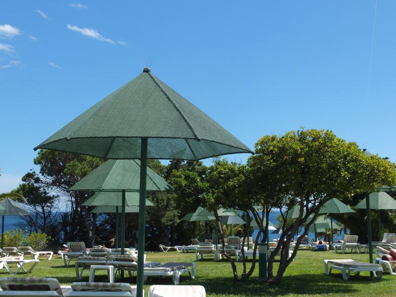 Hotel Pestana Viking - am Pool