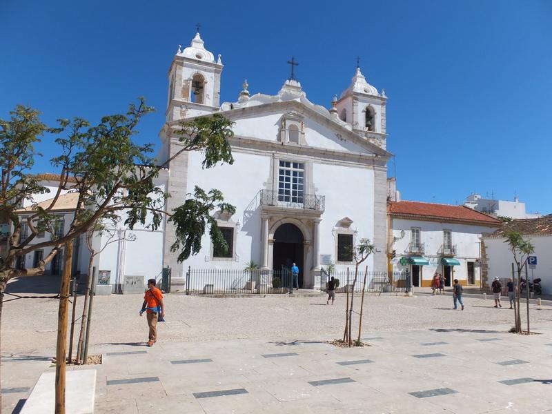 Kirche am Sklavenmarkt