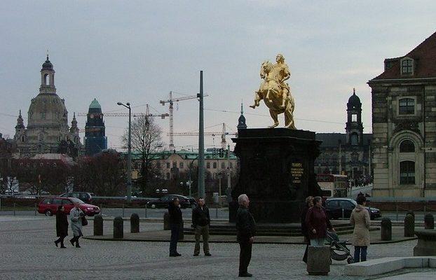 Goldener Reiter von Dresden