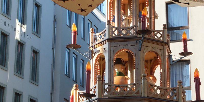 Weihnachtsmarkt / Striezelmmarkt Dresden