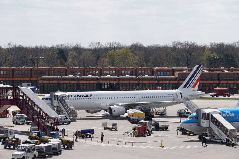 Tegel Airport Flughafen Tegel