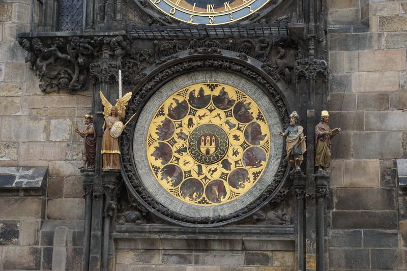 Uhrblatt unten