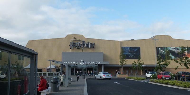 Harry Potter Studio Tours