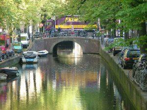 Bruecken in Amsterdam