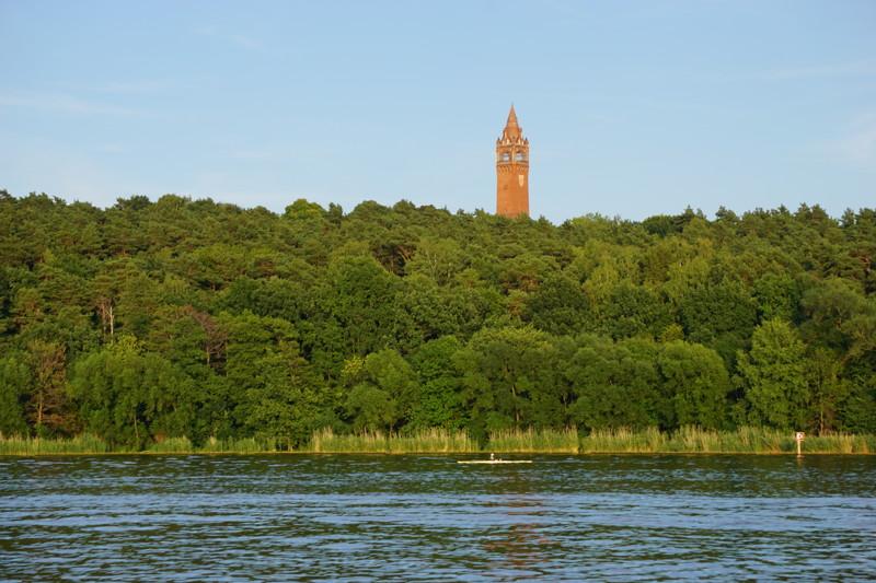 Dampferfahrt Grunewaldturm