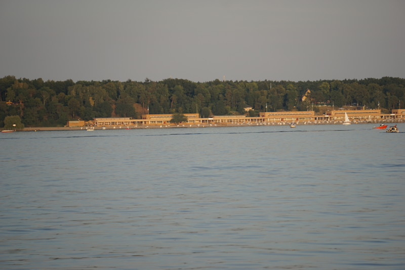 Dampferfahrt Strandbad Wannsee