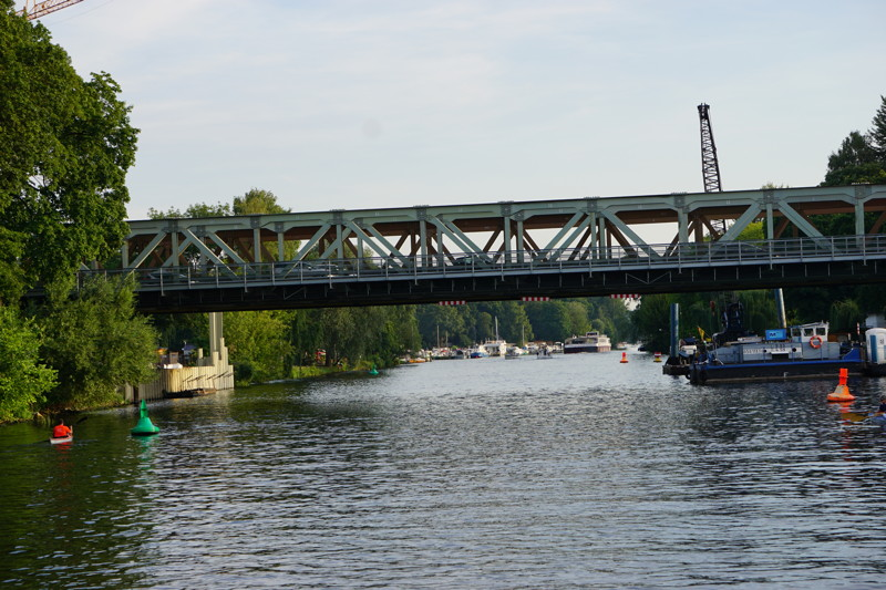 Spandau bridge