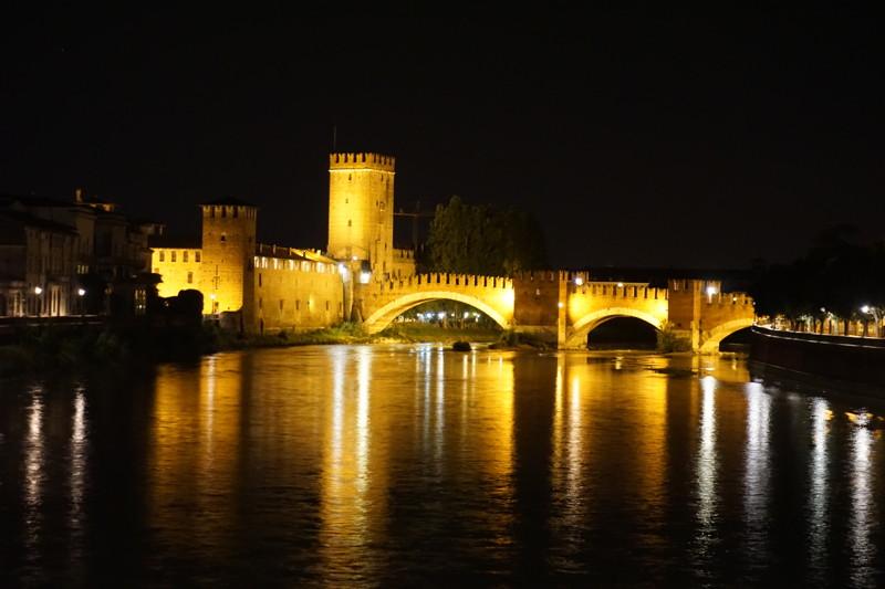 Verona ein Spaziergang