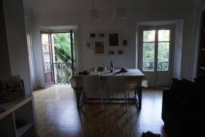 Esstisch Wohnung in Como
