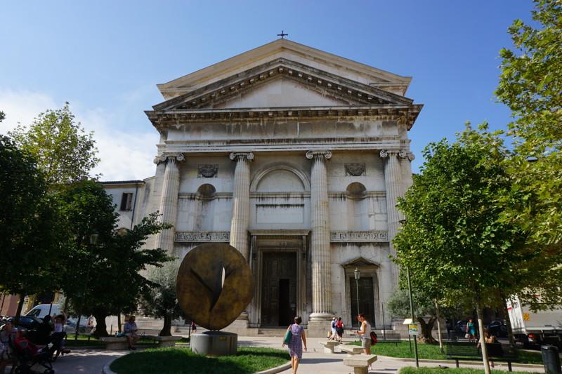Kirchen in Verona