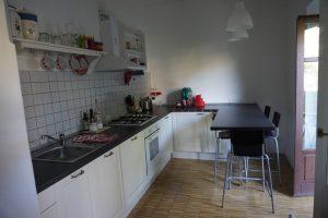 Küche Wohnung in Como
