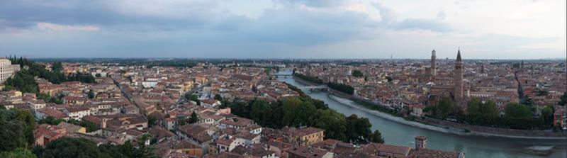 Verona Aussicht
