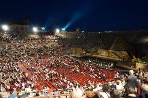 Parkett Arena di Verona