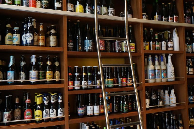 Bier in Como