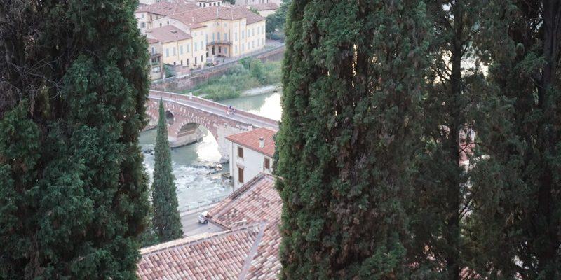 Aussicht über Verona