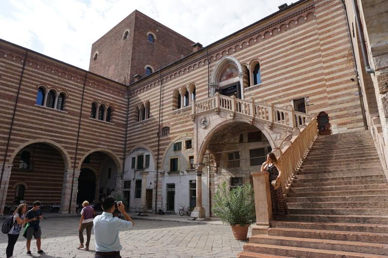 Scala - Treppe