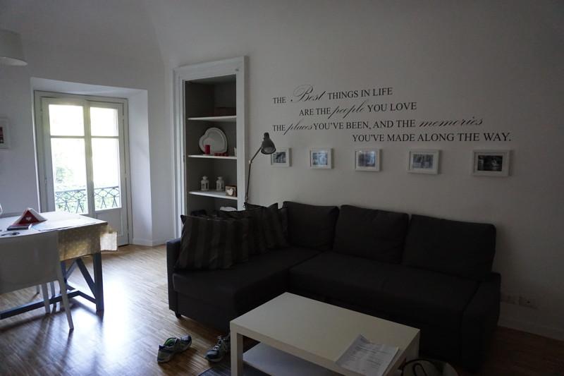 Wohnraum Wohnung in Como