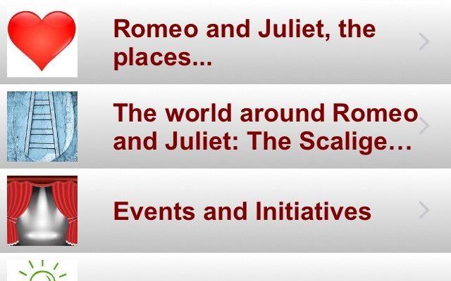 App Test: Romeo and Juliet in Verona