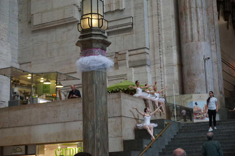 Flashmop Mailand Centrale