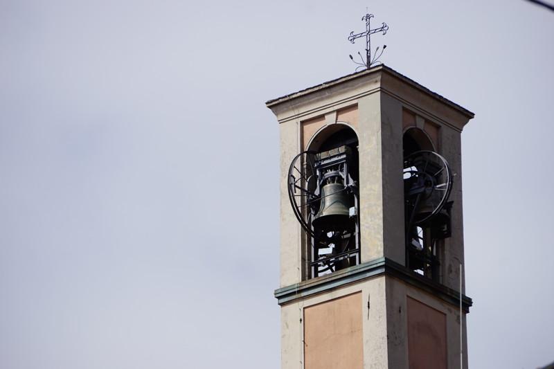 Brunate Kirchturm