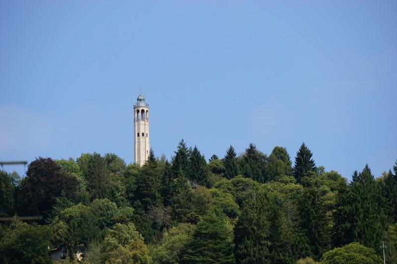 Brunate Leuchtturm