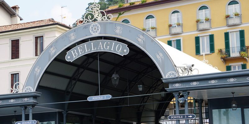 Bellagio am Comer See