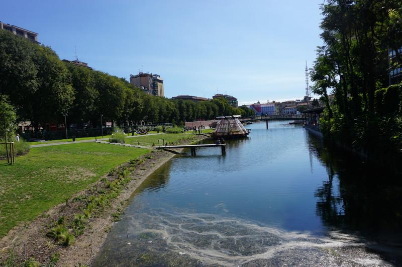 Mailand Hafen