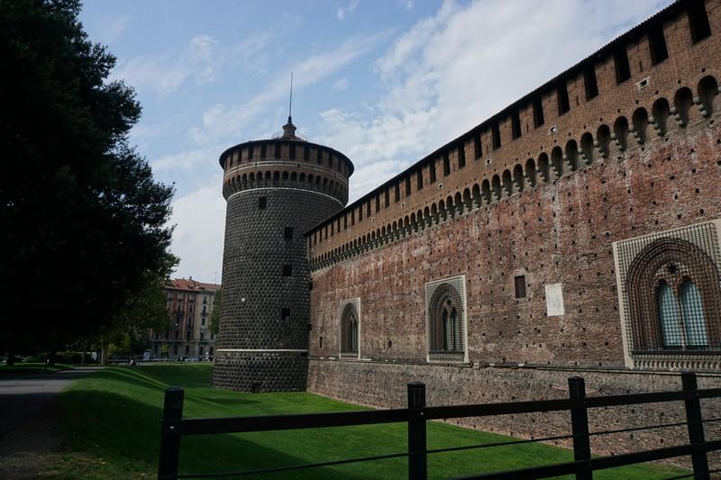 Mauern Castello