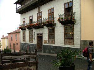 Casa los Balcones in La Orotava