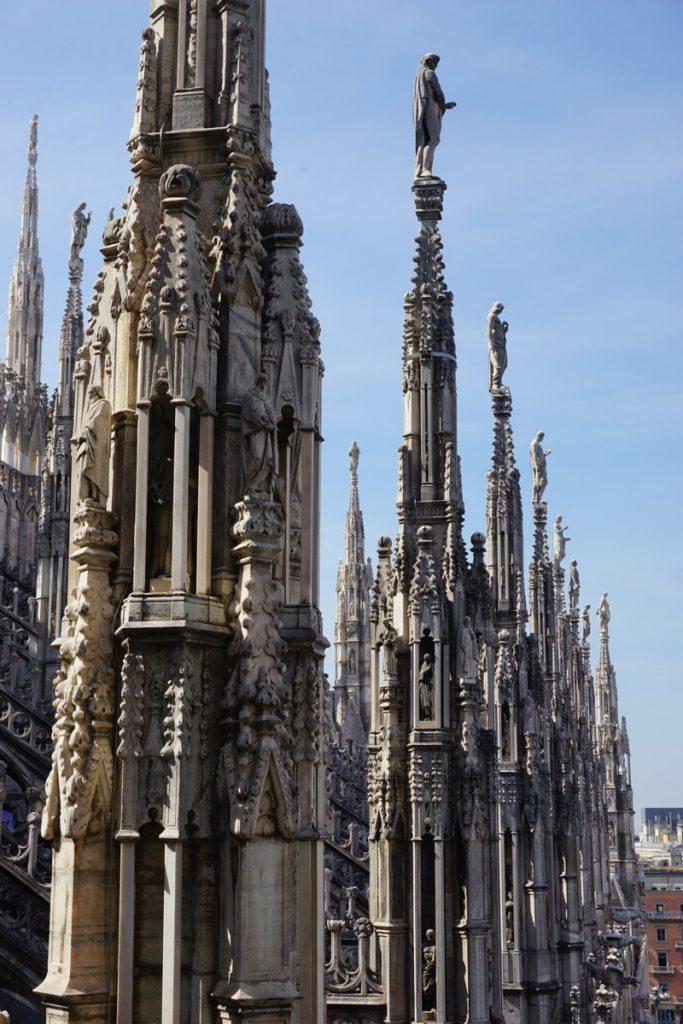 Mailander Dom Dach